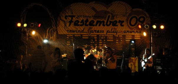 Bandish - Live at NIT, Trichy - Festember'09