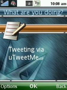 uTweetMe - Tweet