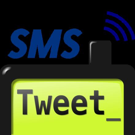 SMS Tweet India